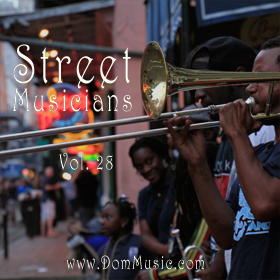 Street Musicians Cinematic Production Music Library