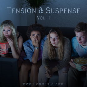 Tension and Suspense Production Music Library